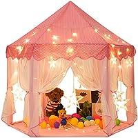 Sunnyglade 55'' x 53'' Princess Tent 8.2 Feet Big Large...