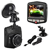 Dash Cam for Car,2.31'' Mini Dashboard Camera with FHD 1080P Car DVR Resolution and 140 Degree Wide Angle Lens Night Vision Loop Recording G-Sensor Onboard Driving Recorder Camera