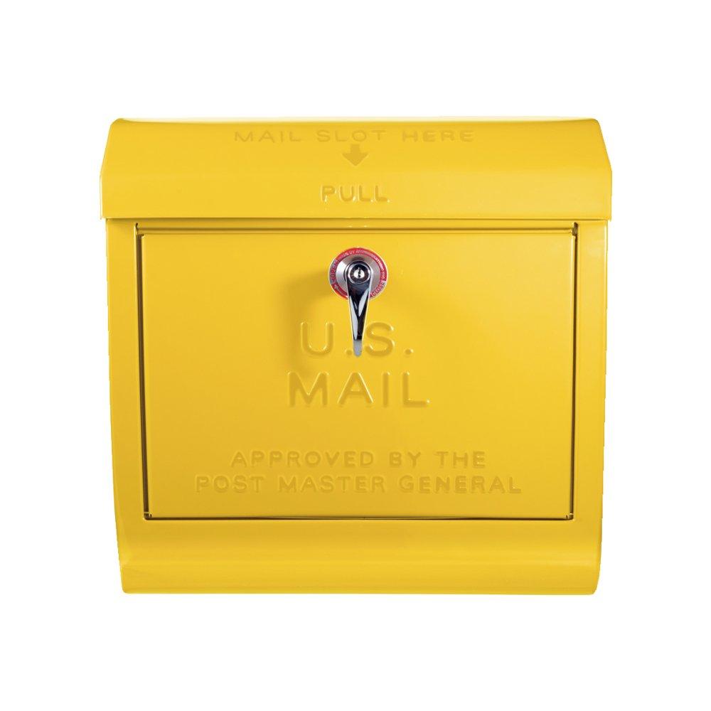 ART WORK STUDIO U.S. Mail box (ユーエスメールボックス) TK-2075 イエロー B01BVH3PNO 14040 イエロー、黄色 イエロー、黄色