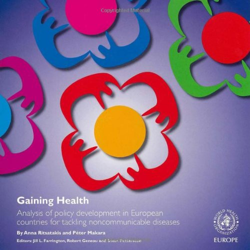 Gaining Health: Analysis of Policy Development in European Counries for Tackling Noncommunicable Diseases (A EURO Publication)