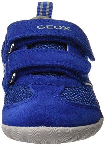 Geox J Trifon Boy B, Zapatillas Para Niños Azul (ROYAL/WHITEC0432)