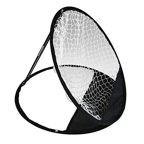 New Portable Pop up Golf Chipping Pitching Practice Net Training Aid Tool Hot Sale