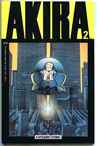 AKIRA #2, NM, Katsuhiro Otomo, 1988, Epic, Manga, - Akira Tv