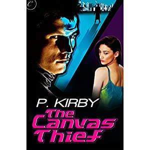 The Canvas Thief Audiobook