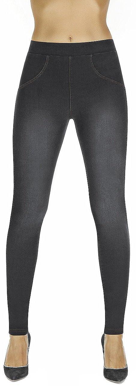 Bas Bleu Elegante Shape-Leggings * Formend modellierend schlankmachend * Gr. S-XXL Jeans Schlankmacher Leggins Damenhose Shapeleggings