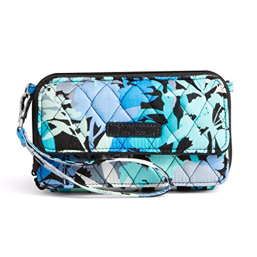 Vera Bradley All in One Crossbody and Wristlet for iPhone 6+ (Camofloral) (All In One Vera Bradley Wristlet Review)