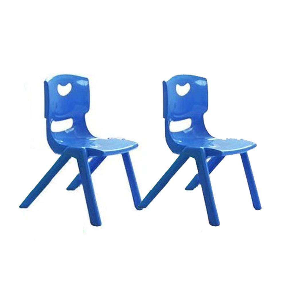 Kinder Rechteckiger Plastiktisch Und 6 Sitz,Tragbarer Lernaktivit/äTstisch Und Stapelbarer St/üHle ZH Tisch Und Stuhl Kinderzimmer