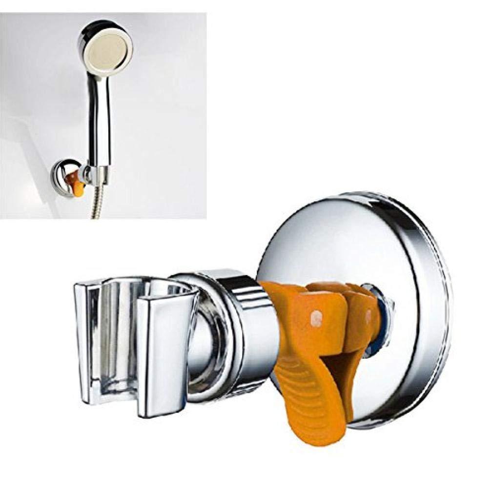 base para cabezal de ducha Jasnyfall ba/ño soporte para ventosa soporte para ducha Pr/áctico soporte para asiento de ducha con ventosa fuerte azul
