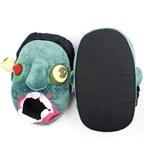 a Zombie Slippers Plush Winter Creative E market Cotton Cartoon zgqnppdaA