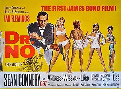 SKYFALL JAMES BOND 007 A4,A3,A2,A1 Movie Film Poster Home Wall Art Print