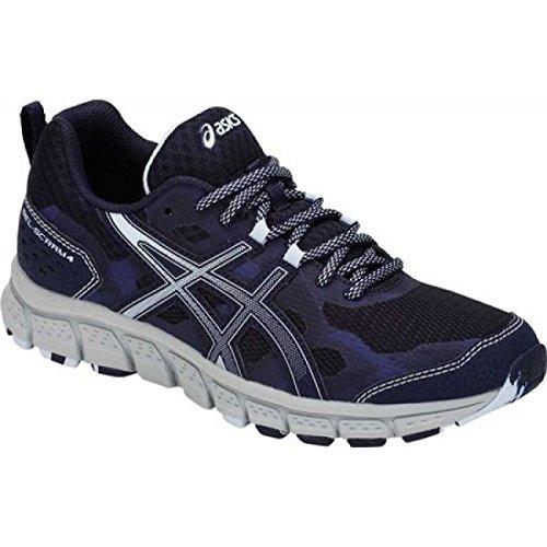 読みやすい種類土(アシックス) ASICS レディース ランニング?ウォーキング シューズ?靴 GEL-Scram 4 Trail Running Shoe [並行輸入品]