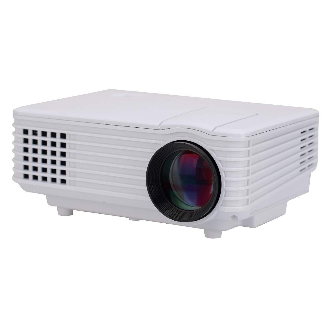 Mini proyector RD-805 800LM 800x480 Proyector LED de Cine en casa ...