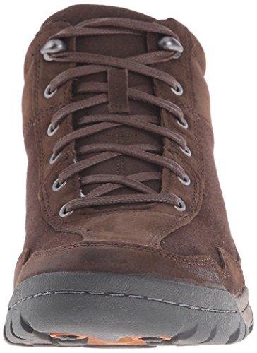 Merrell Traveler Field Md - zapatillas deportivas altas de cuero hombre marrón - Braun (Cafe)