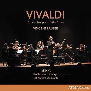 Vivaldi: Concertos pour flute a bec
