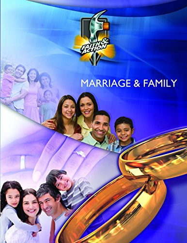 Manual Printed Color (Marriage & Family: Student Manual, Printed book-format [exactly like print except in color] (Faith & Action Series Book 3073))