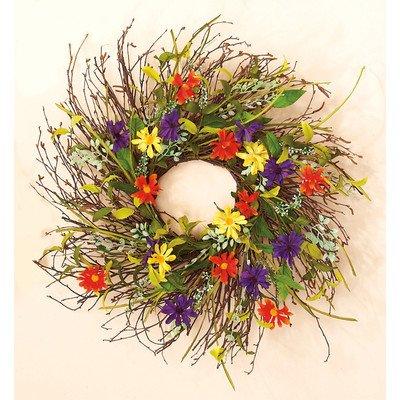 """Worth Imports Wild Twig Wreath, 28"""""""