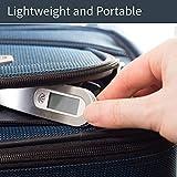 Tarriss Jetsetter Digital Luggage Scale w/ 110 lb