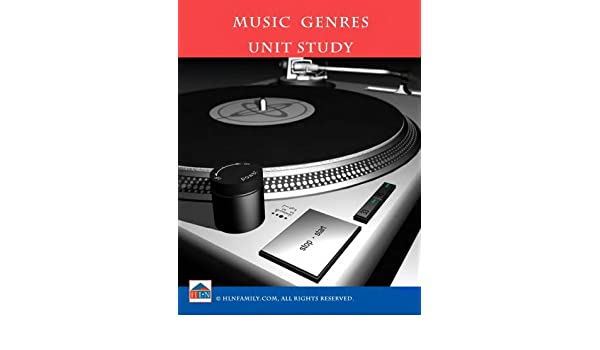 Musical Genres Unit Study