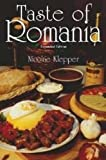 Taste of Romania%2C Expanded Edition