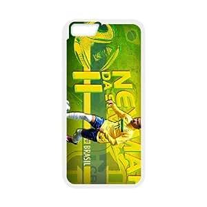 Generic Case Bienvenido Neymar For iPhone 6 Plus 5.5 Inch 579J7I8427 wangjiang maoyi