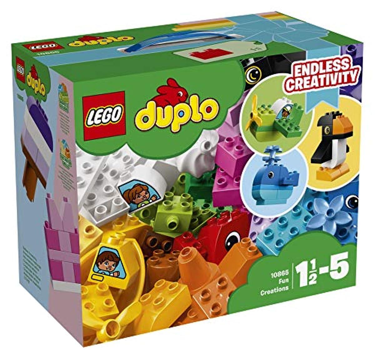 [해외] 레고(LEGO) 듀플로 듀플로(R)의 여러가지 아이디어 박스 10865