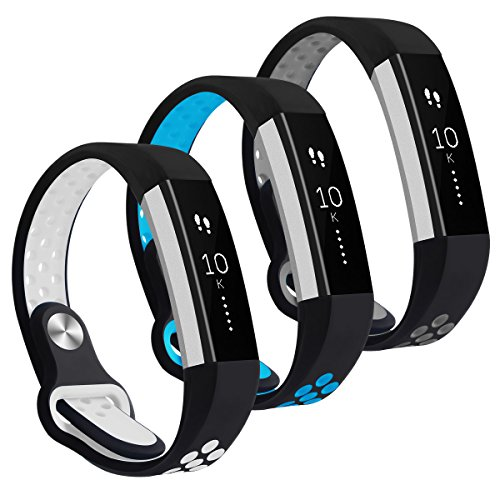 Bepack Band for Fitbit Alta/Alta HR, Silica ge Soft Silicone Adjustable Replacement Wristband for Fitbit Alta/Alta Hr Smartwatch Heart Rate Fitness Wristband