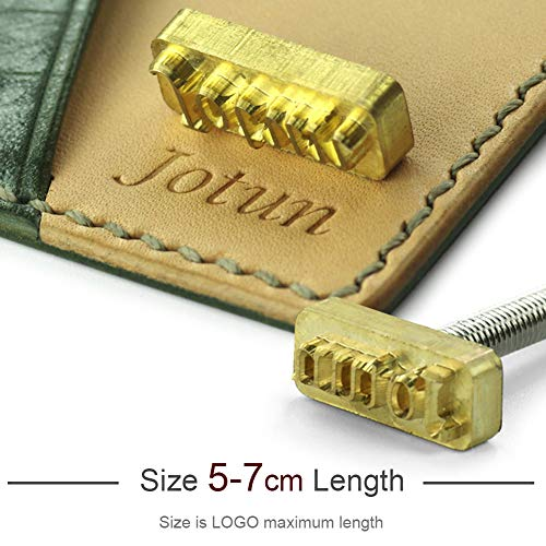 Brass Mould Wood Leather Stamp Custom Logo Design Branding Personalised Cake Bread Mold Heating Embossing Personalized Cliche, Size 5-7cm Length