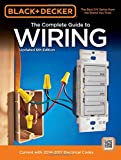 Diy Bathroom Remodel Black & Decker The Complete Guide to Wiring, Updated 6th Edition: Current with 2014-2017 Electrical Codes (Black & Decker Complete Guide)