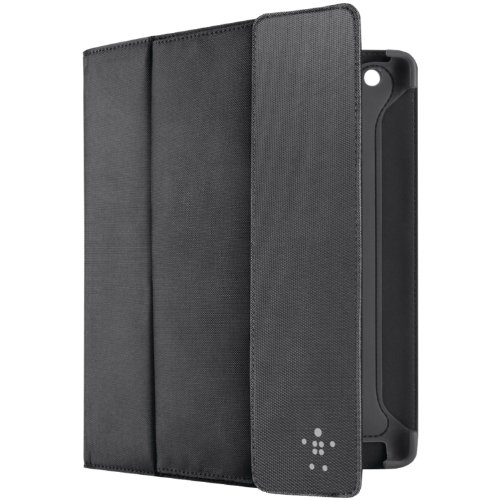 Belkin Professional Storage Folio with Screen Protection for iPad 2/3/4 (B2A001-C00) by Belkin