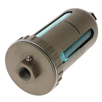 AD402-04 1//2/'/'Auto Air Drain Filter Compressor Water Moisture Trap Separator