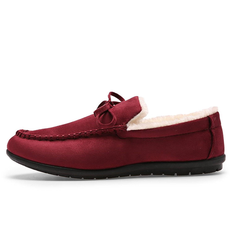 2016 winter trend Men's casual velvet Doug warm male Beanie shoes