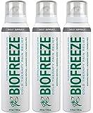Biofreeze 360 Spray 4 oz - Pack of 3