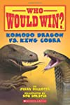 Who Would Win? Komodo Dragon vs. King...