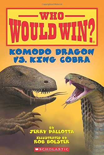 Komodo Dragon vs. King Cobra (Who Would -