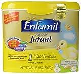 Enfamil Lipil Milk-Based Formula With Iron, Powder, 22.2 oz