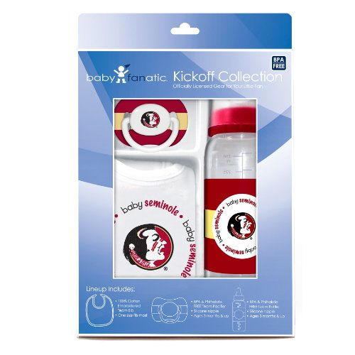 Florida State Seminoles Bottle - NCAA Florida State Seminoles Baby Gift Set