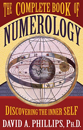 The Complete Book Of Numerology Kindle Edition By David A