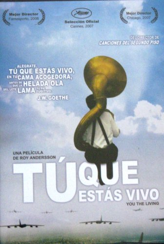 Du levande (Tu Que Estas Vivo) aka You the Living [NTSC/REGION 4 DVD. Import-Latin America] by Roy Andersson (Spanish subtitles)