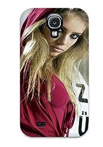 Special ZippyDoritEduard Skin Case Cover For Galaxy S4, Popular Xenia Tchoumitcheva Women People Women Phone Case