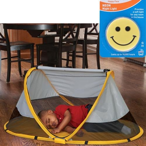 KidCo PeaPod Portable Travel Bed product image