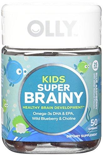 Super Brainy Omega Supplements Raspberry product image