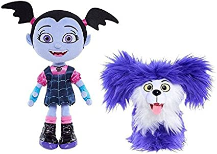 Amazon.com: Vampirina Plush BUNDLE – DISNEY Jr Vampirina y ...