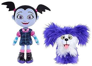 Amazon.es: DisneyJr Vampirina paquete de felpa jr vampirina ...