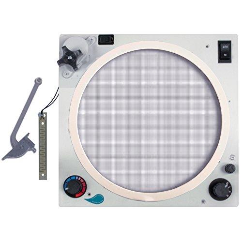 Fan-Tastic Vent 803359 Vent Upgrade Kit for 3350 - White