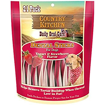 Amazon.com : American Kennel Club 20 Count Yogurt and
