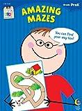 img - for Amazing Mazes Stick Kids Workbook, Grade PreK (Stick Kids Workbooks) book / textbook / text book