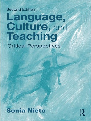Language, Culture, and Teaching: Critical Perspectives (Language, Culture, and Teaching Series) Pdf