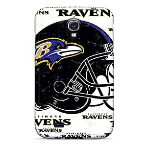 New Arrival Premium S4 Cases Covers For Galaxy (baltimore Ravens)