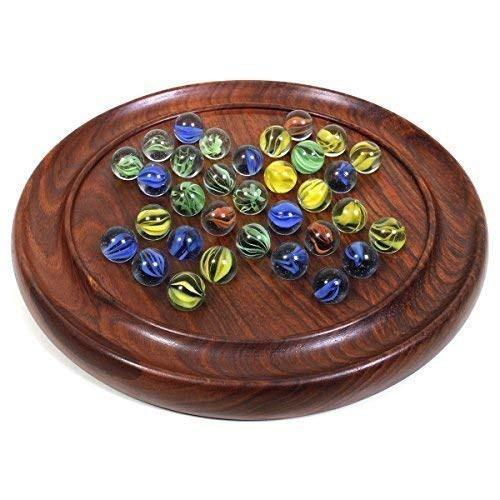 Marble Solitaire Board Game 9
