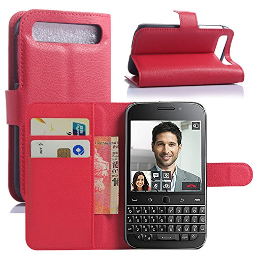 blackberry classic case red - 8